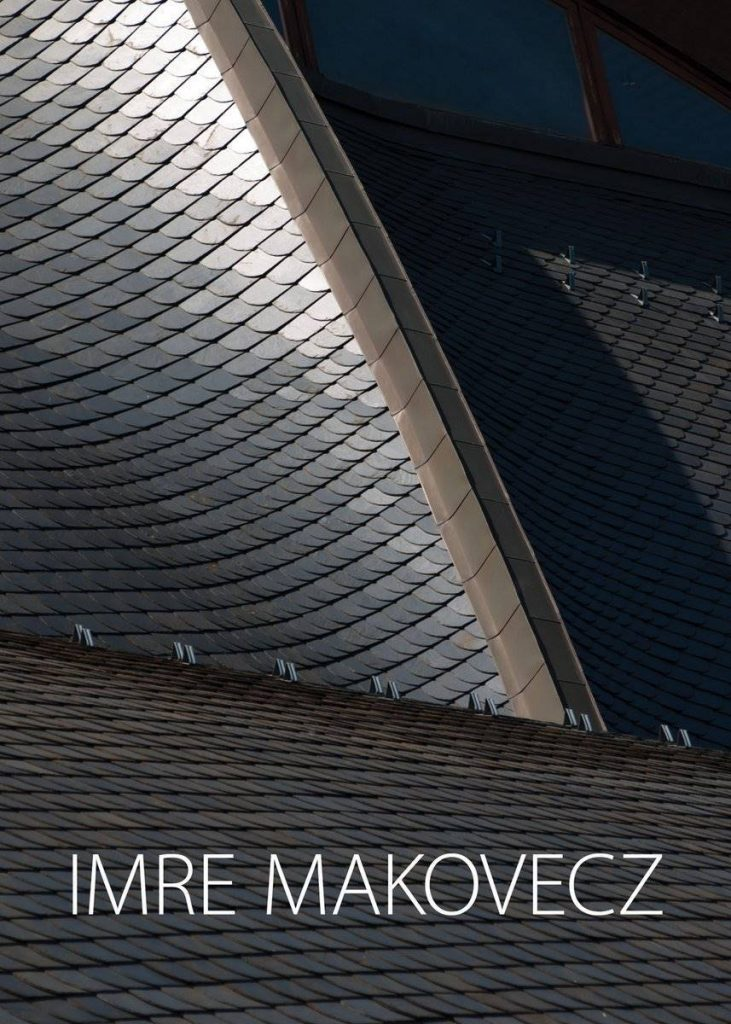 An English-language book presenting Imre Makovecz's oeuvre is out now.
