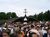 1996 Csíksomlyó, Altar