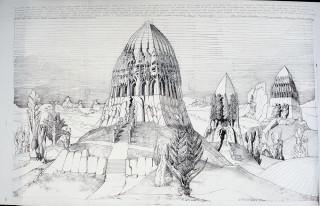 Makovecz Imre - Rajzok