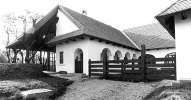 Mócsai farmhouse, Mogyoró hill, Visegrád