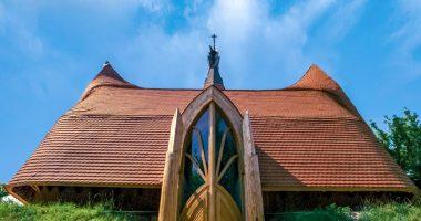 Siófok, Evangélikus templom és paplak